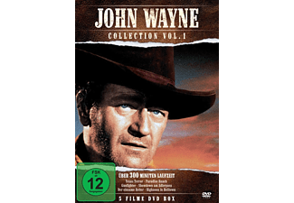 John Wayne - Western Collection Vol.1 DVD