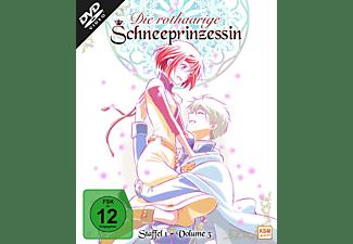Die rothaarige Schneeprinzessin - Staffel 1.3 - Episode 9-12 DVD