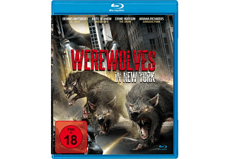 Werevolves in New York Blu-ray