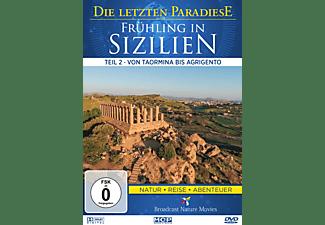 FRUHLING IN SIZILIEN II - VON TAORM DVD
