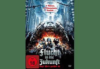 Flucht in die Zukunft DVD