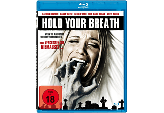 HOLD YOUR BREATH Blu-ray