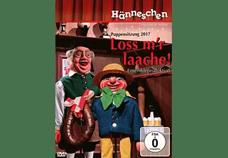 Loss m'r laache - Hänneschen Puppensitzung 2017 DVD-ROM