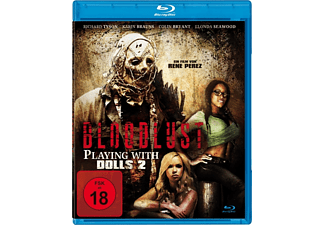 Bloodlust - Playing With Dolls 2 DVD
