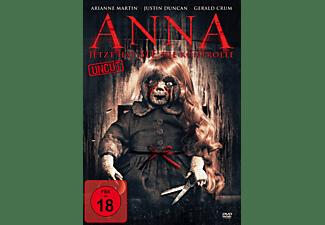 Anna - Jetzt hat sie die Kontrolle DVD
