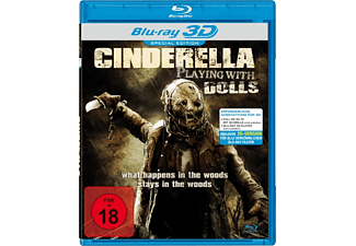 Cinderella - Playing with Dolls 3D Blu-ray