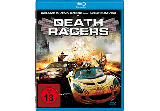 Death Racers - (Blu-ray)