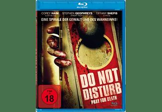 DO NOT DISTURB-PRAY FOR DEATH Blu-ray