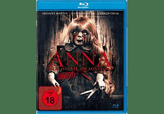 Anna - Jetzt hat sie die Kontrolle Blu-ray