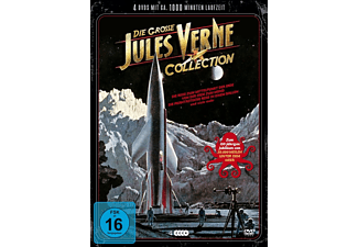 DIE GROSSE JULES VERNE COLLECTION DVD