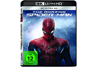The Amazing Spider-Man - (4K Ultra HD Blu-ray)