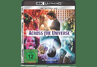 Across The Universe 4K Ultra HD Blu-ray
