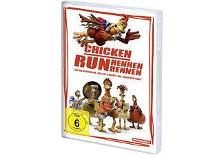 Chicken Run - Hennen rennen DVD