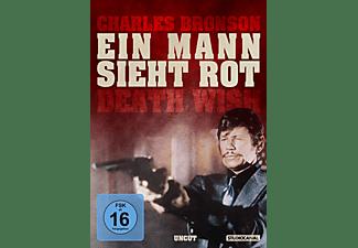 Ein Mann sieht rot DVD