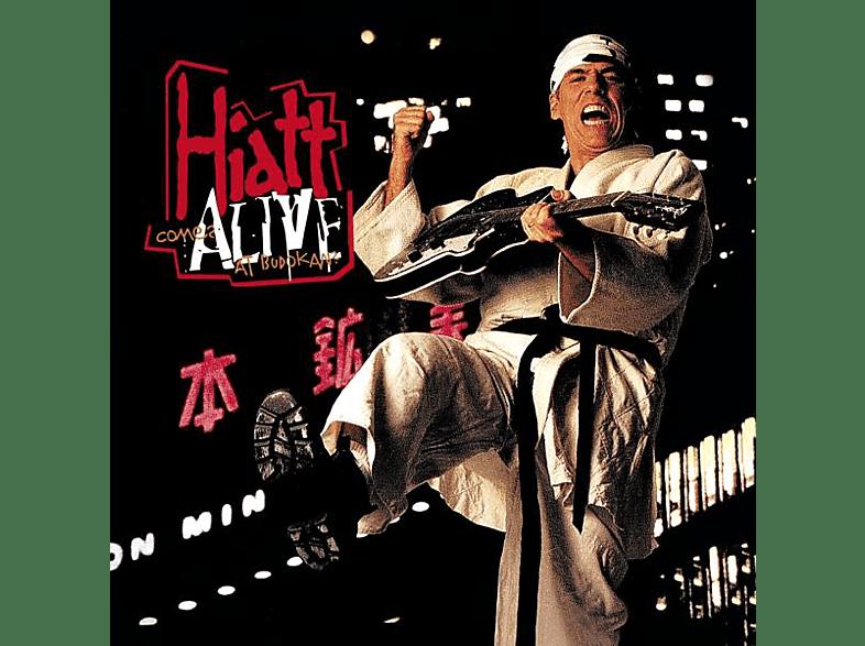 John Hiatt - Comes Alive At Budokan? [CD]