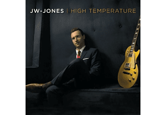 Jw Jones - High Temperature  - (CD)