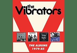 The Vibrators - The Albums:1979-85  - (CD)