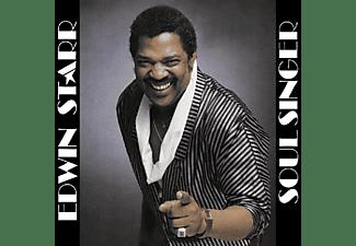 Edwin Starr - Soul Singer  - (CD)