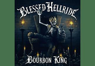 Blessed Hellride - Bourbon King  - (CD)