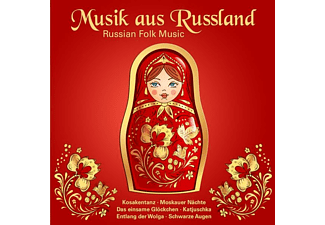 Ensemble Wolga - Musik Aus Russland-Russian Folk Music  - (CD)