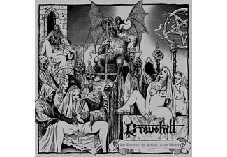 Gravehill - The Unchaste,The Profane & The Wicked - (CD)