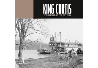 King Curtis - TROUBLE IN MIND  - (CD)