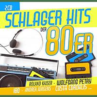 VARIOUS - Schlager Hits der 80er [CD]