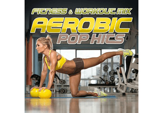 VARIOUS - Aerobic Pop Hits  - (CD)