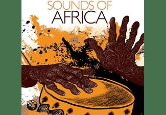 VARIOUS - Sounds Of Africa  - (CD)