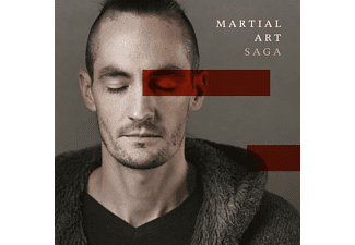 Martial Art - Saga  - (CD)