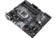 ASUS Prime B360M-A Mainboard Schwarz