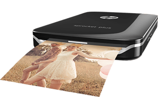 HP Fotodrucker Sprocket Plus, schwarz