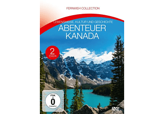 ABENTEUER KANADA DVD