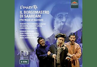 Orchestra Donizetti Opera, Coro Donizetti Opera - Il Borgomastro di Saardam  - (CD)