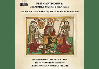 Nuoranne/Finnish Rad - Plae Cantiones & Memoria Sancti Henrici  - (CD)
