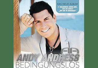 Andy Andress - Bedingungslos  - (CD)