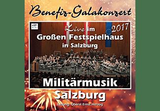 Militärmusik Salzburg, Oberst Ernst Herzog - Galakonzert 2017-Live  - (CD)