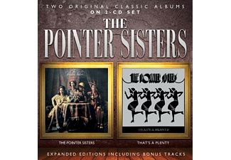 The Pointer Sisters - The Pointer Sisters/That's A Plenty  - (CD)