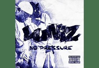 Lunz - No Pressure  - (CD)