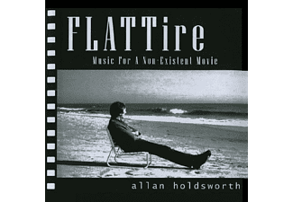 Allan Holdsworth - Flat Tire  - (CD)