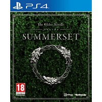 Elder Scrolls Online Summerset - [PlayStation 4]