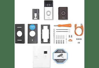 RING Doorbell 2, Video-Türsprechanlage Außenstation (8VR1S7-0EU0)