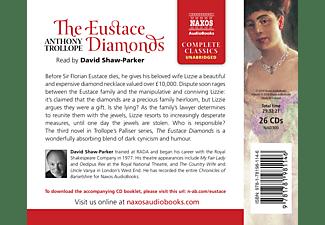 David Shaw-Parker - The Eustace Diamonds  - (CD)