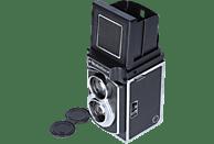 ROLLEI Rolleiflex Sofortbildkamera, Schwarz