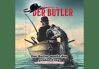 Der Butler - Der Butler Macht Den Großen Fang - Folge 4  - (CD)