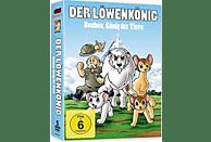 Der Löwenkönig - Boubou, König der Tiere [DVD]