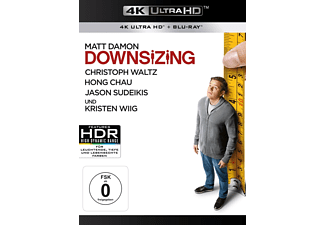Downsizing 4K Ultra HD Blu-ray + Blu-ray
