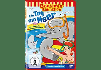 Benjamin Blümchen - Ein Tag am Meer: Das Walbaby / Der Leuchturmwärter DVD