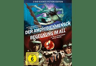 Der Amphibienmensch / Begegnung im All DVD