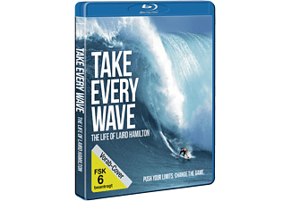 Take Every Wave: The Life of Laird Hamilton Blu-ray